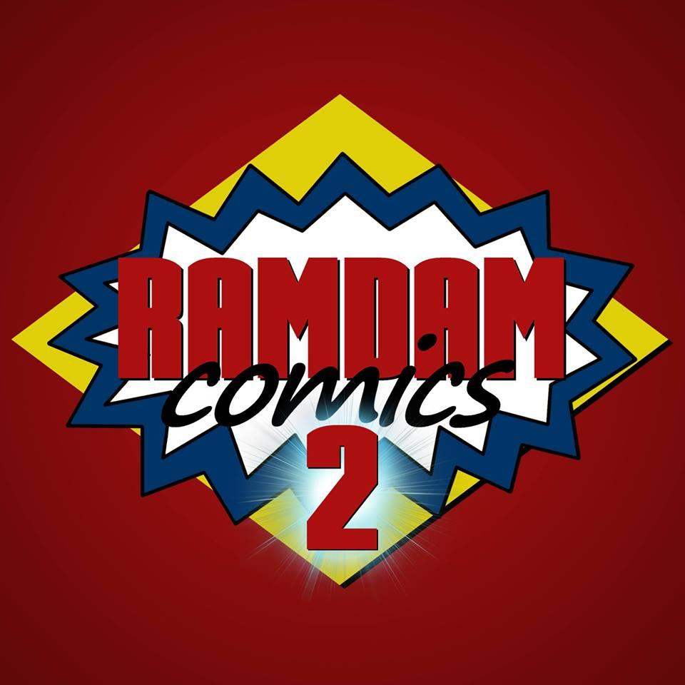 RAMDAM Comics #16 –  Shazam!